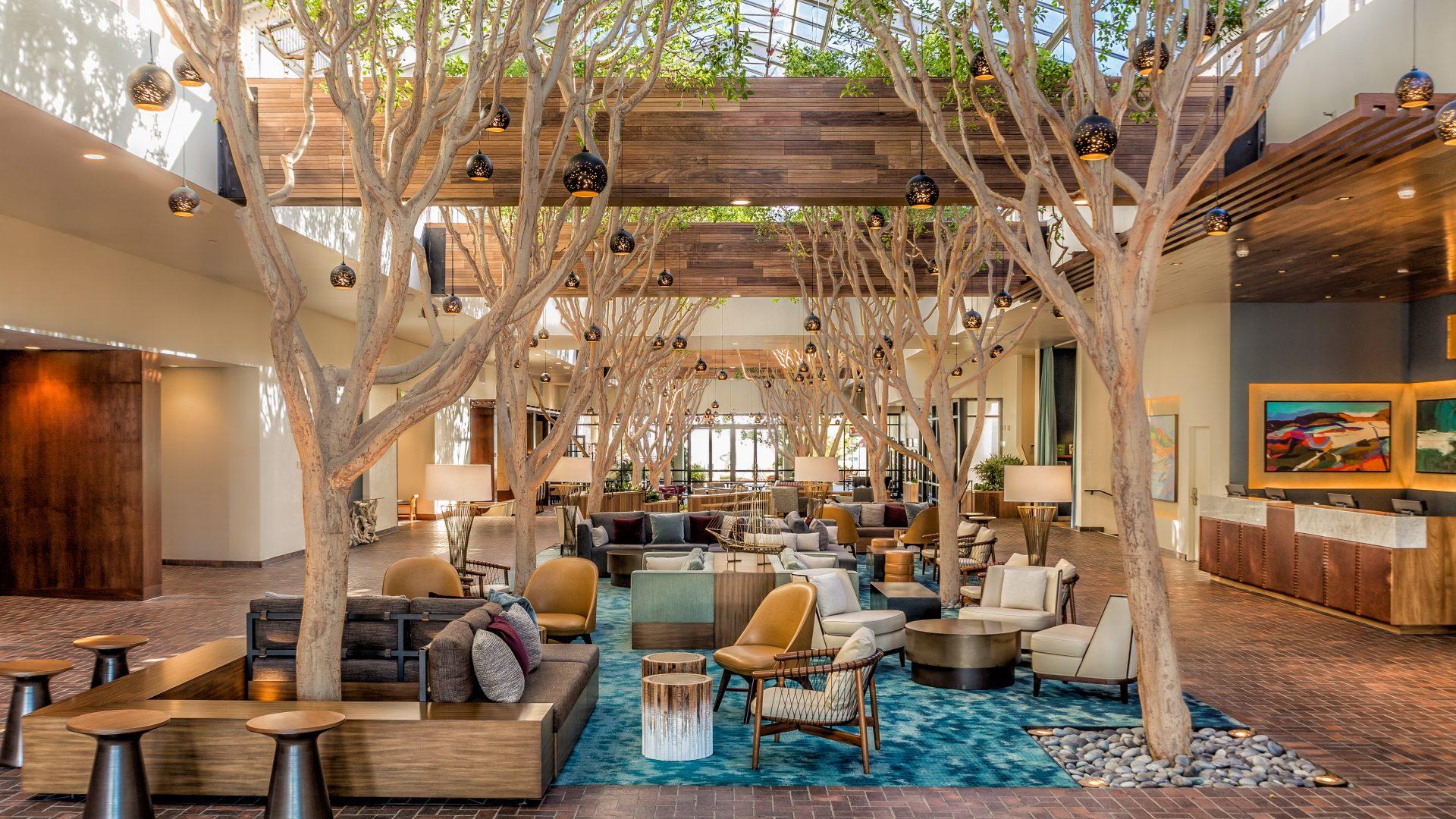 Portola Hotel Amp Spa At Monterey Bay A 4 Diamond Hotel In