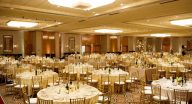 Portola Hotel De Anza Ballroom venue for weddings and events