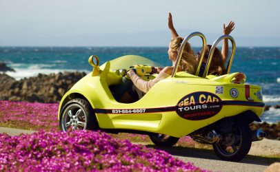 NEW Sea Car Tours Package