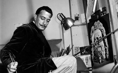 Dali17 Speaker Series: Salvador Dali on the Monterey Peninsula (1941-1948)