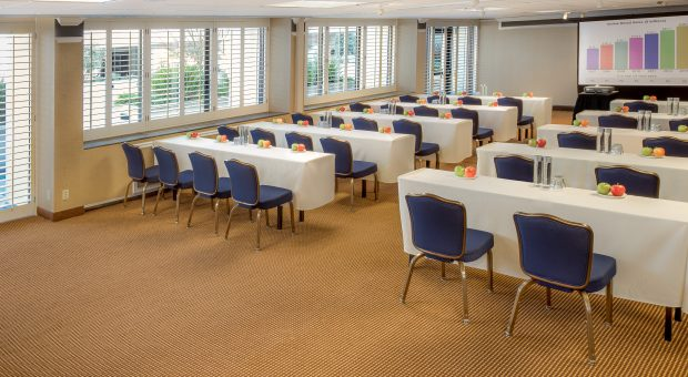 Work in style in more than 50,000 square feet of meeting space and a location adjacent to the Monterey Conference Center.