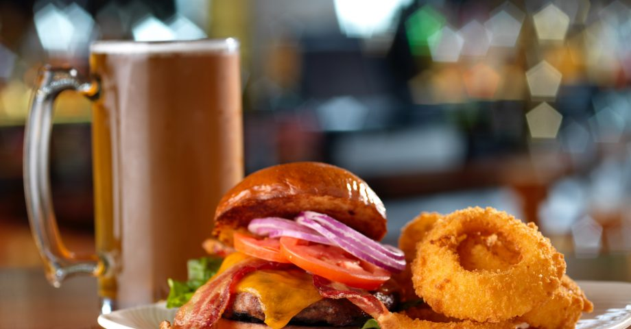 Grab a bite and catch the game at Monterey's original craft brewery, Peter B's Brewpub.