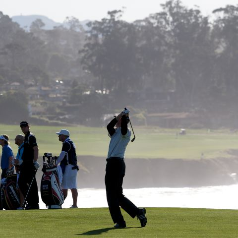 The U.S. Amateur Championship at Pebble Beach