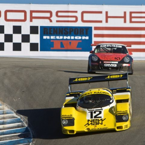Pirelli World Challenge at Laguna Seca Raceway