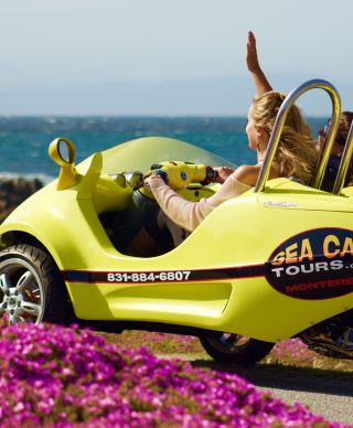 Press Release: Portola Hotel Announces New Sea Car Tours Package