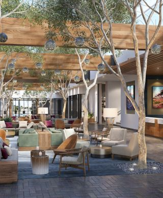 Portola Hotel Announces Major Renovations