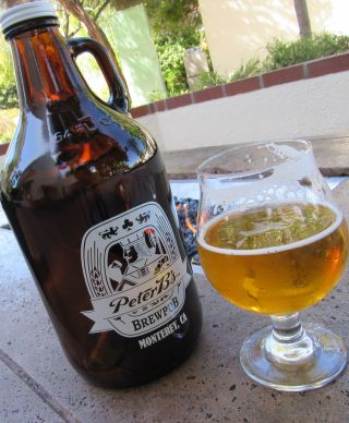 Peter B's Brewpub Monterey Has Another Award - Winning Craft Beer on Tap